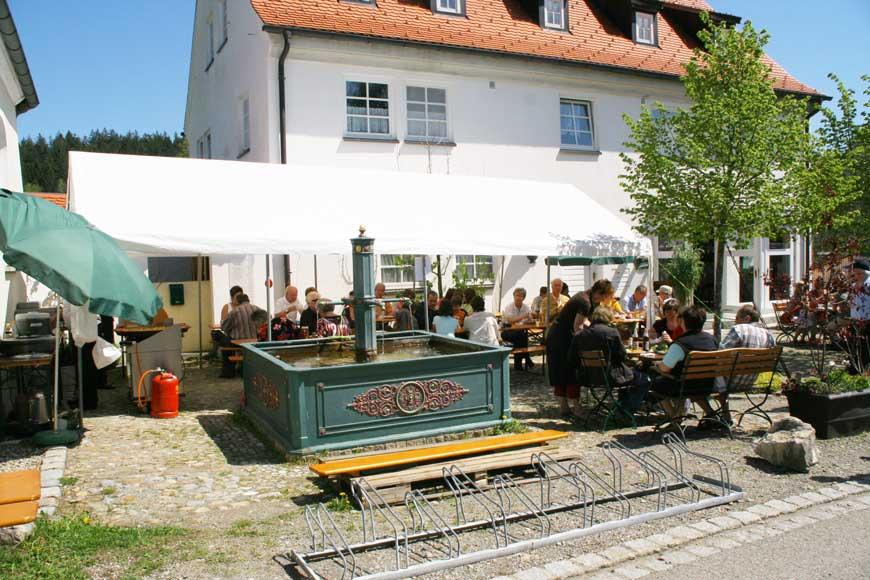 historischer markt im glasbl serdorf schmidsfelden. Black Bedroom Furniture Sets. Home Design Ideas