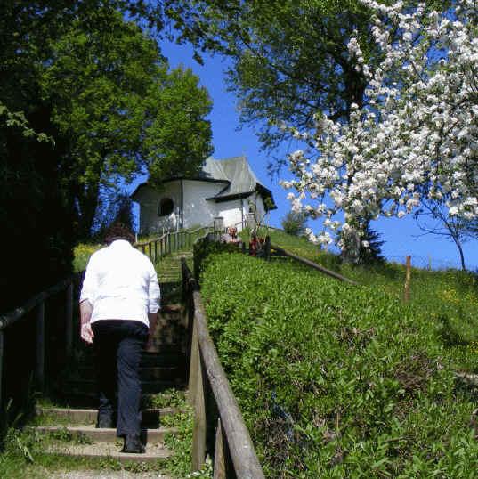 Kurpark08: Die Stadt, Die Kapelle
