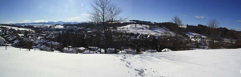 180° Panorama Heimenkirch